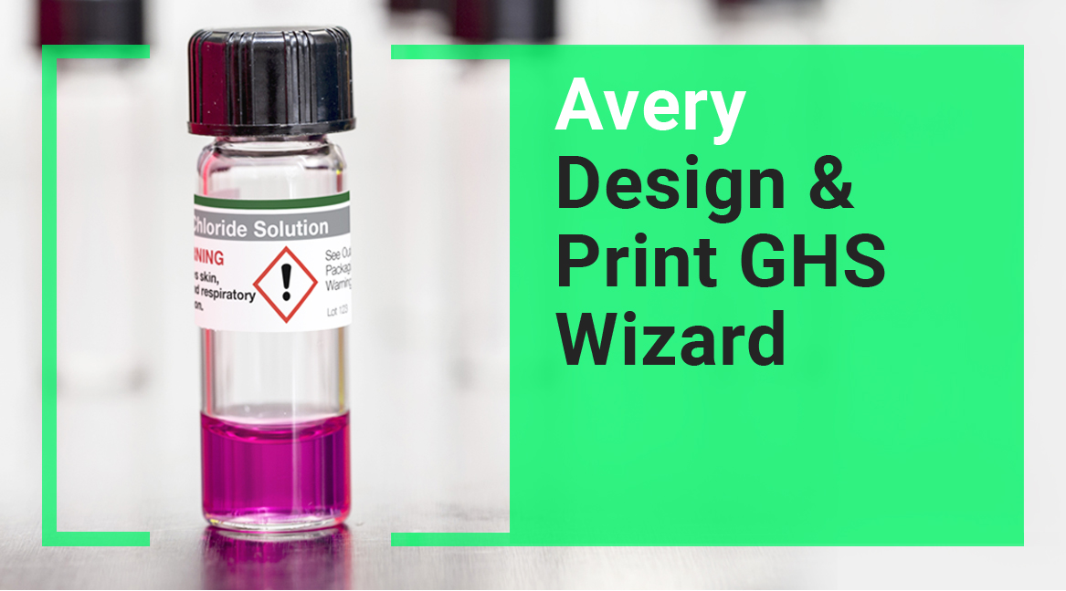 GHS Labels - Globally Harmonized System | Avery com