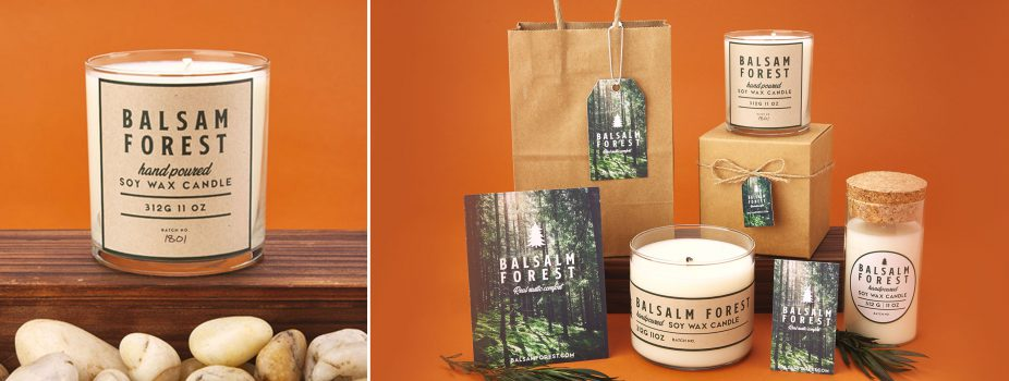 How to Brand Your Candle Line