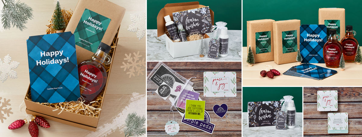 7 inexpensive gift ideas for customers and clients