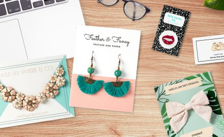 How to Make Your Own Jewelry Display Cards