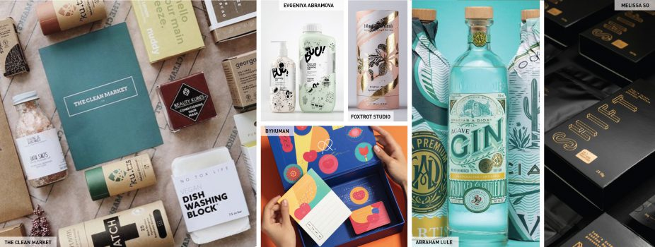 6 Product Packaging Trends for 2021