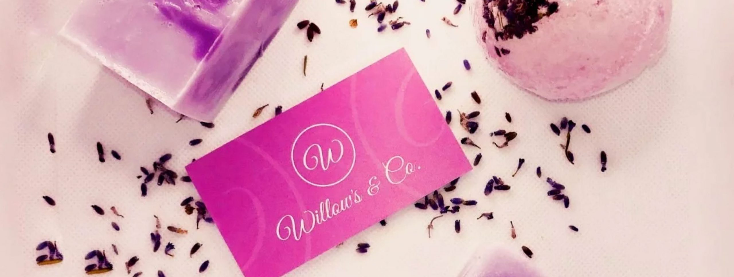 Willow's and Co. organic body products