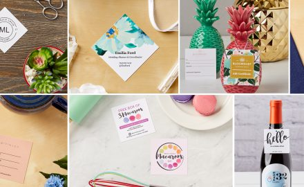 6 Ways to Use Square Business Cards