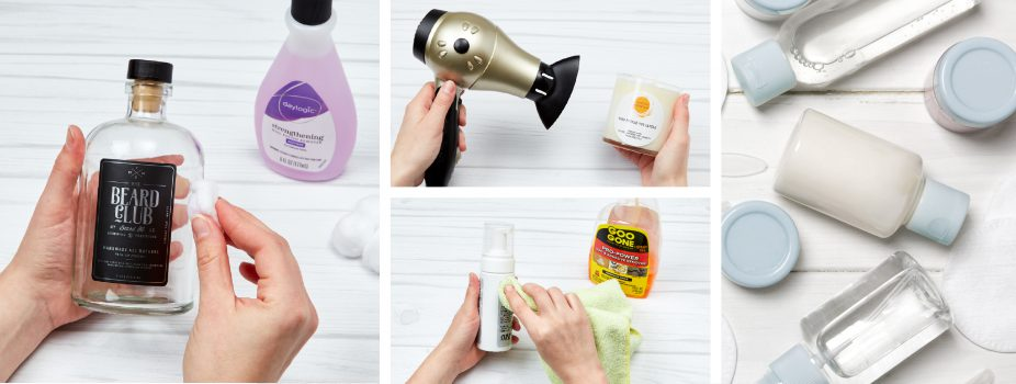 6 Ways to Remove Product Stickers & Labels