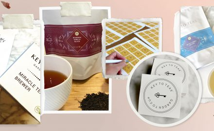 Customer Spotlight: Key to Teas