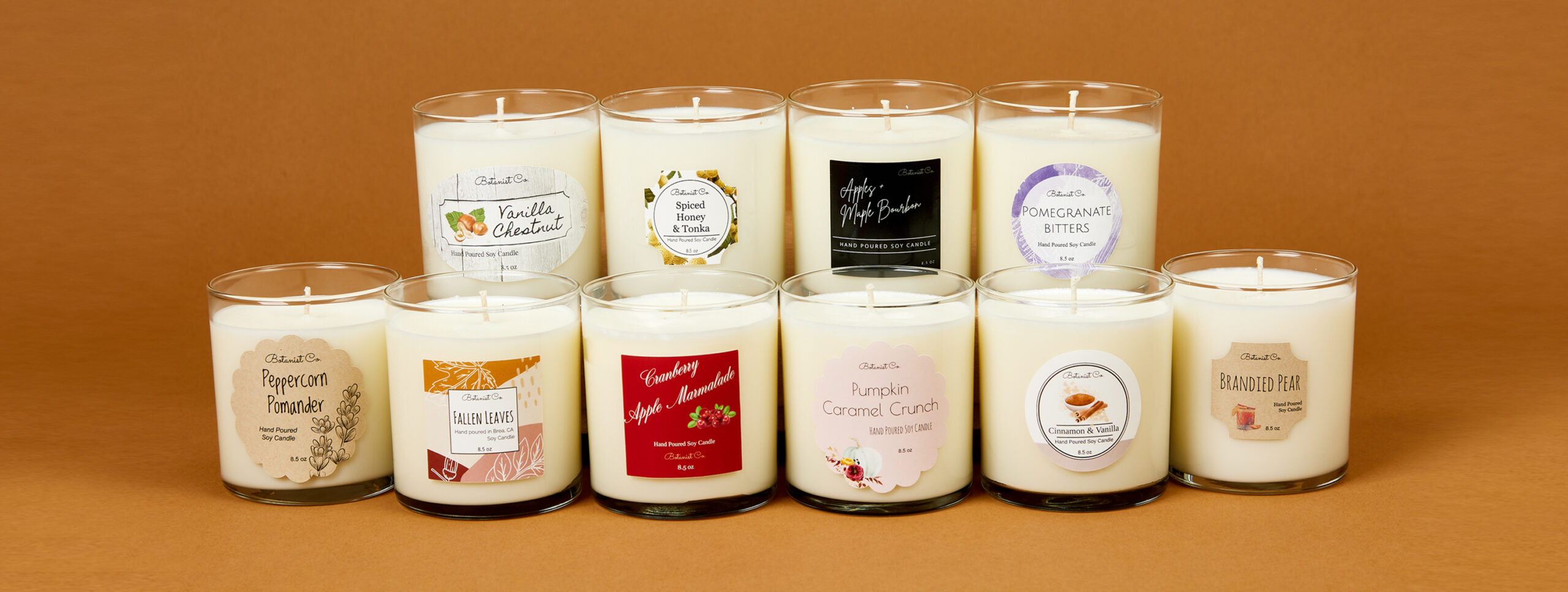 Best Fall Scents for Your Candles