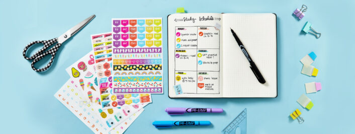 Academic Planner Tips for Back to School
