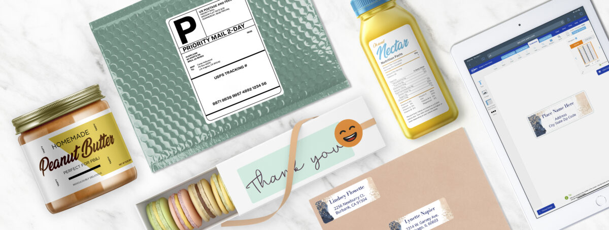 make your own personalized labels