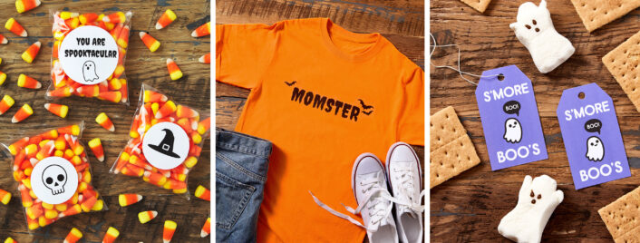 10 Best Avery Templates for Halloween
